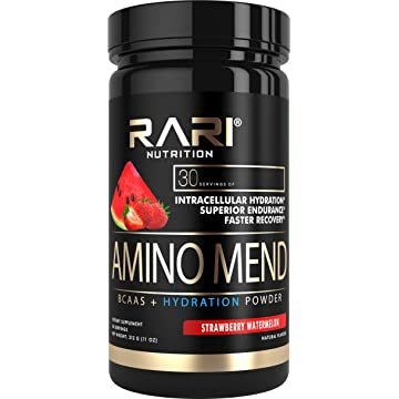 best selling RARI Nutrition 100% Natural BCAA Powder Essential Amino Acids