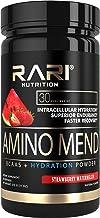 RARI Nutrition 100% Natural BCAA Powder Essential Amino Acids