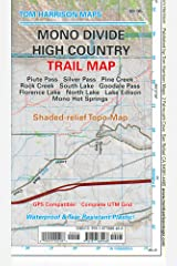 Mono Divide High Country (Tom Harrison Maps) Map