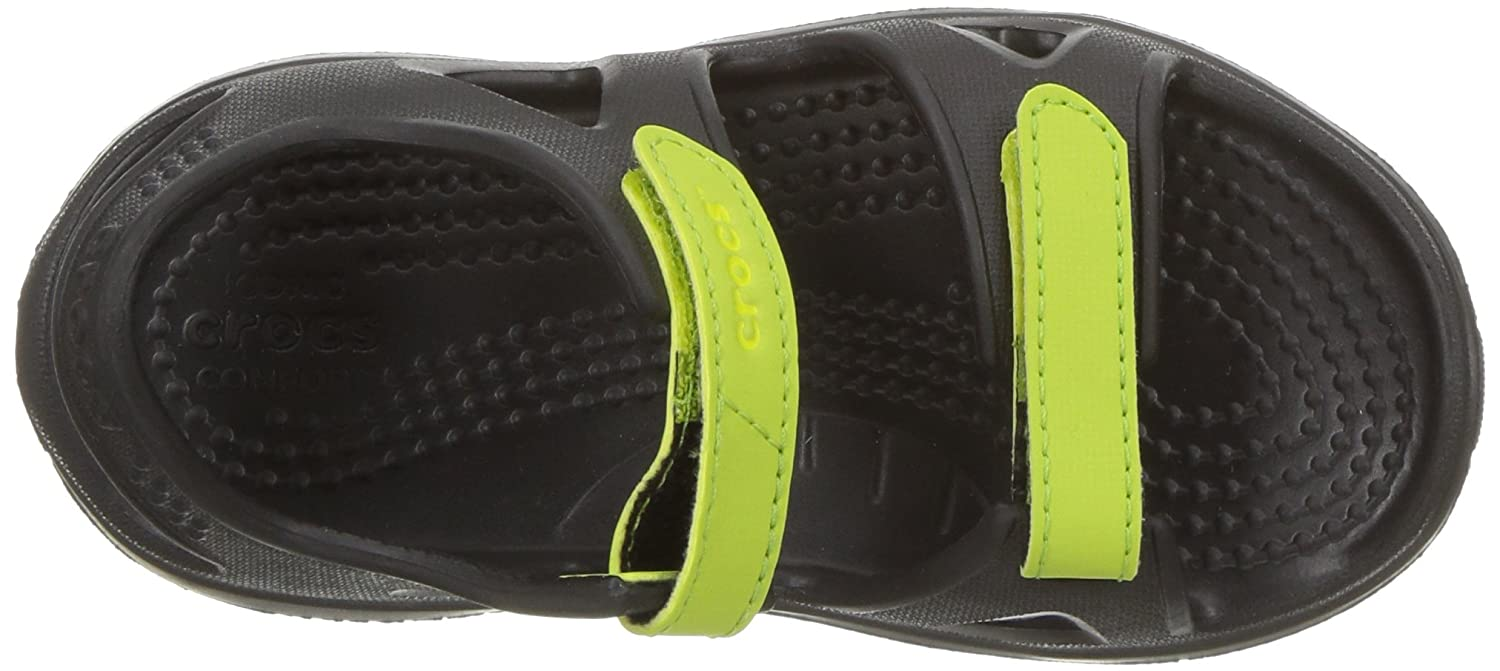 Crocs Kids Boys and Girls Swiftwater River Sandal