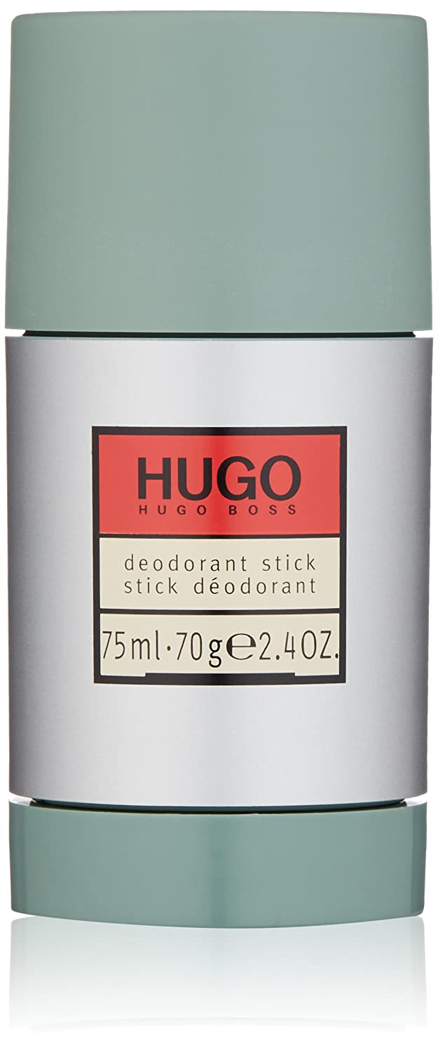 Hugo Boss for Men Deodorant Stick, 2.4 Ounce (75 ml) 123025 P-HB-255-01
