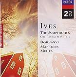 Ives: Symphonies & Orchestral Sets 1 & 2