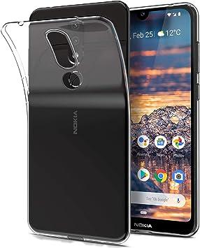 Yocktec Funda para Nokia 4.2 2019, Funda de Gel Ultrafina y Suave ...