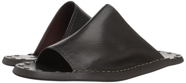 See by Chloe Women's Leila Flat Slide Sandal (11 B0721CMTC6 41 M EU (11 Sandal US)|Black 3d9832