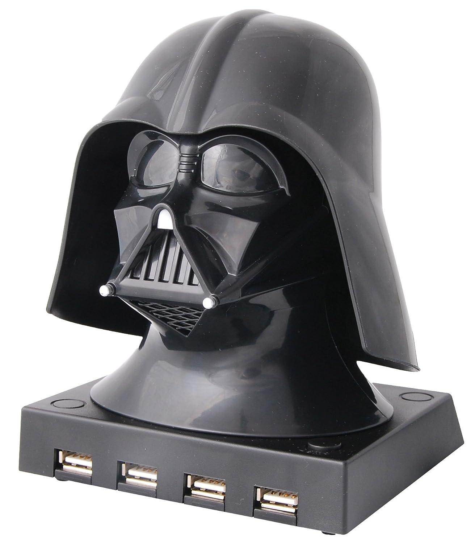 Wesco WES Hub USB de puertos con forma de Darth Vader importado