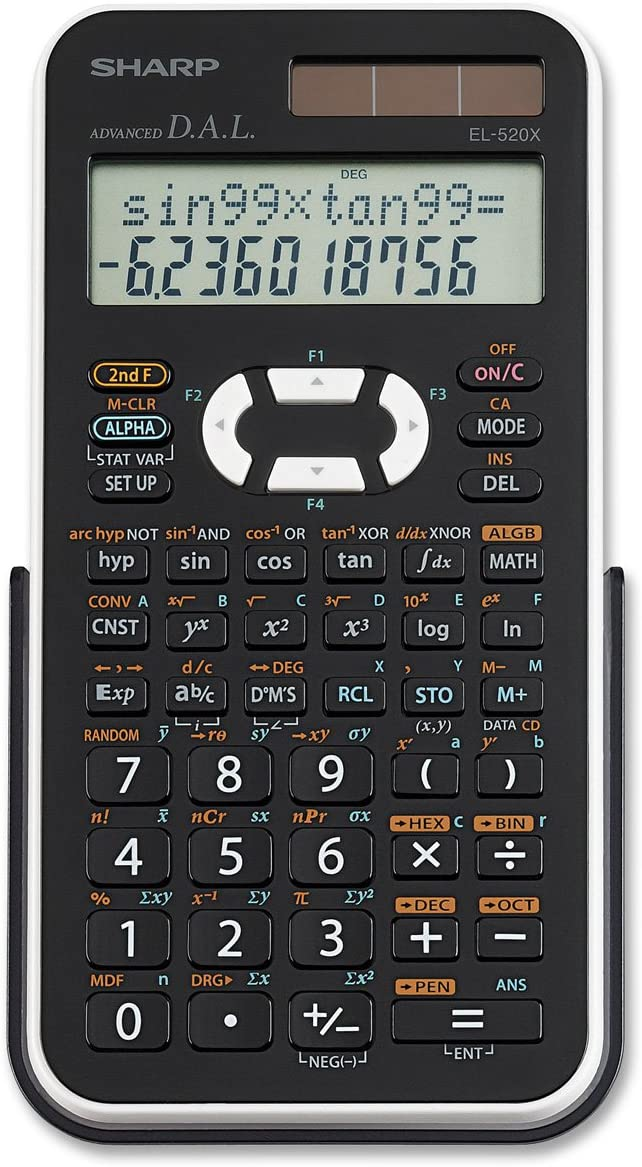 Best sharp scientific calculator 2020