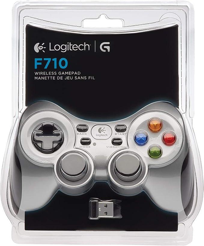 Logitech F710 Kabelloses Gamepad Spiele Controller Mit Computer Zubehör