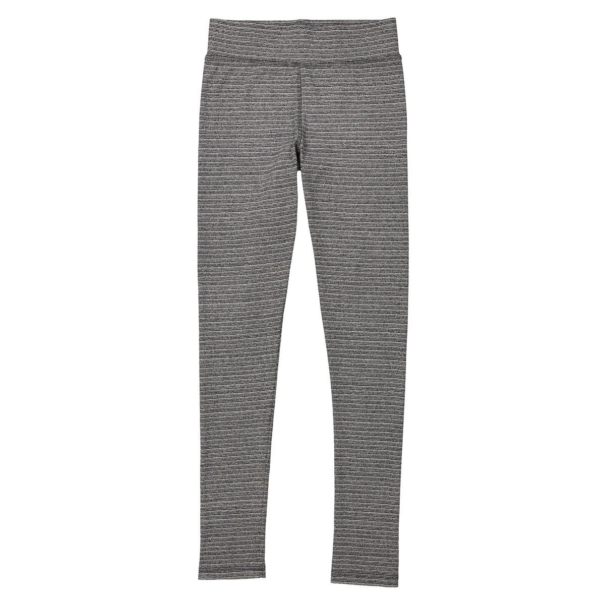 La Redoute Collections Big Girls Leggings, 10-16 Years Grey Size 14 Years - 61 in.