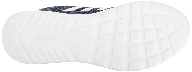 adidas Women's Cloudfoam Qt Racer 7.5 W Running Shoe B01HSIEV6K 7.5 Racer B(M) US|Mystery Blue/White/Glow Orange 360373