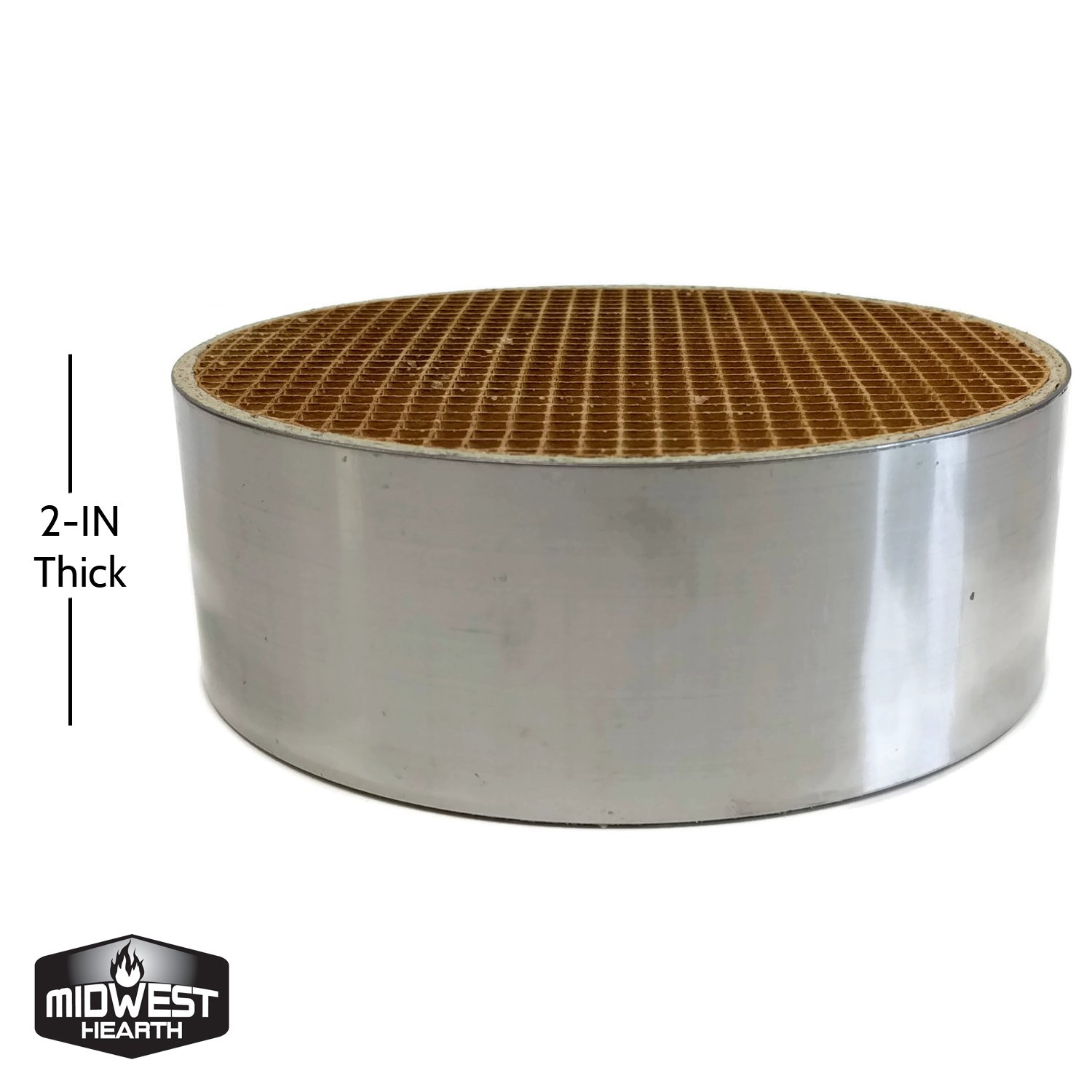 Midwest Hearth Wood Stove Catalytic Combustor Replacement