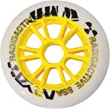 Arma RadioActive Hardness 86A Inline Skating Wheels