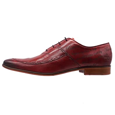 5f63392de6dd28 Melvin   Hamilton Toni 15 Herren Business-Schuhe Rot