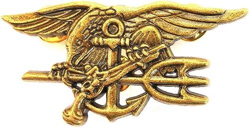 Navy Metal Badge Pin Insignia With Lapel Collar Pins Navy Badge US USN U.S