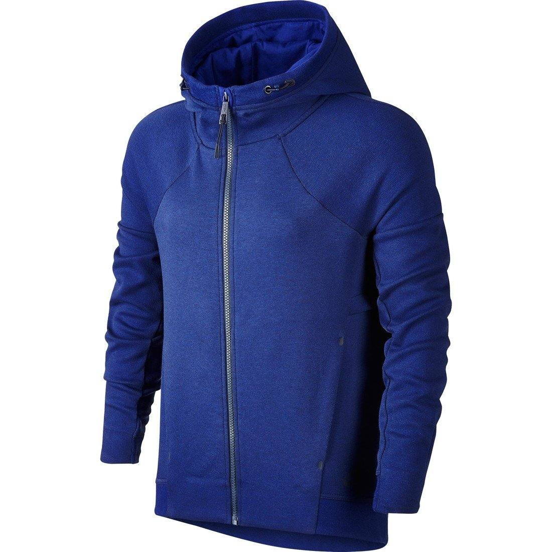 Nike Tech Fleece Full Zip Hoodie Womens Style : 806329-457 Size : XS by NIKE