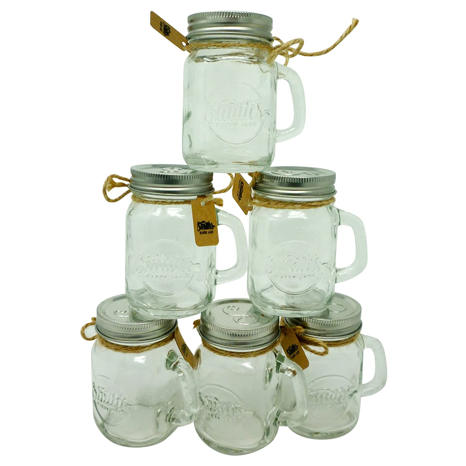 Amazon.com: Smith\'s Mason Jars