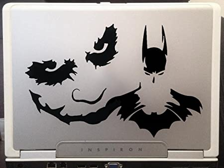 La Decal Batman Joker Super Heros Dessin Anime Animation Halloween