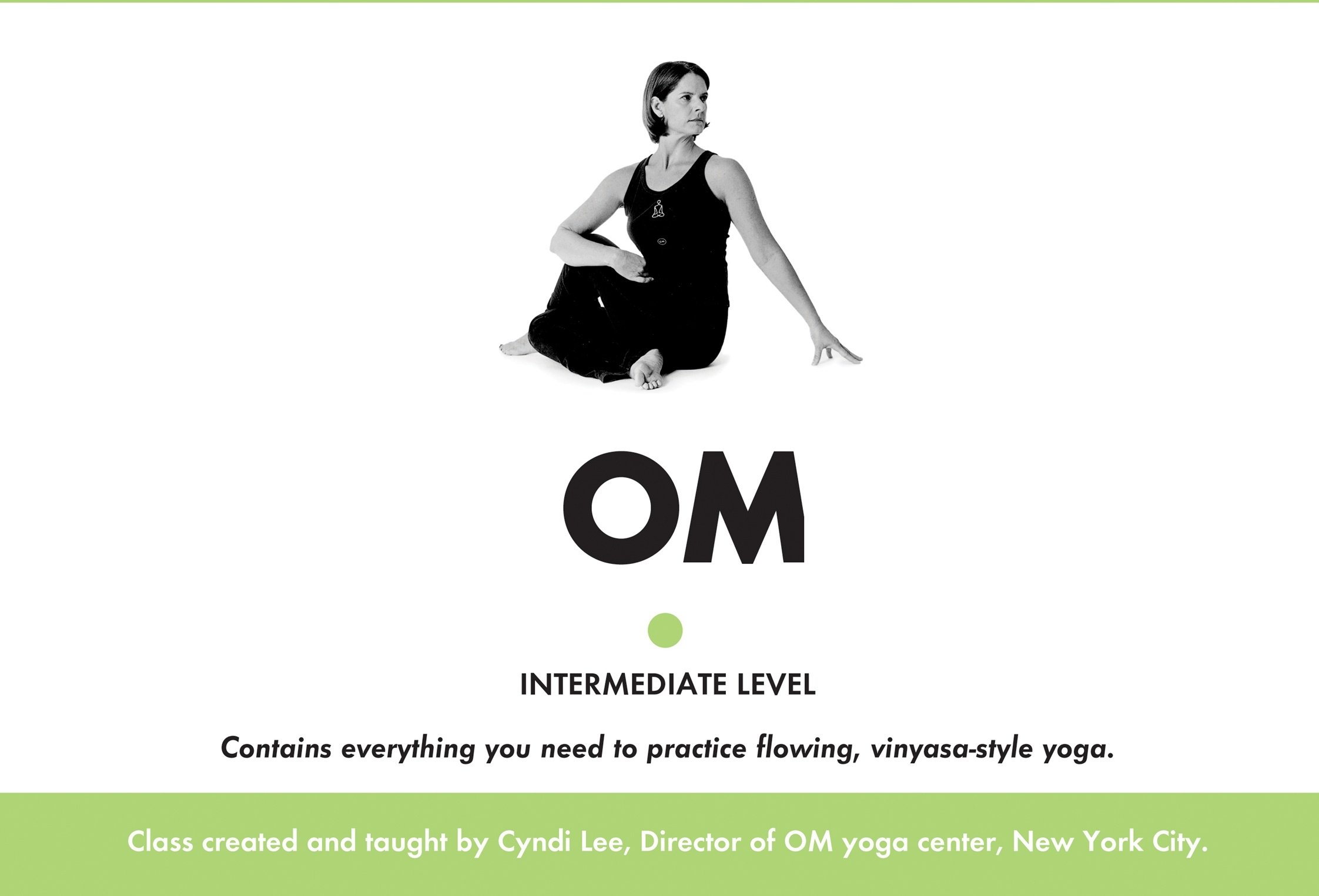 Om Yoga Intermediate Level: Amazon.es: Cyndi Lee: Libros en ...