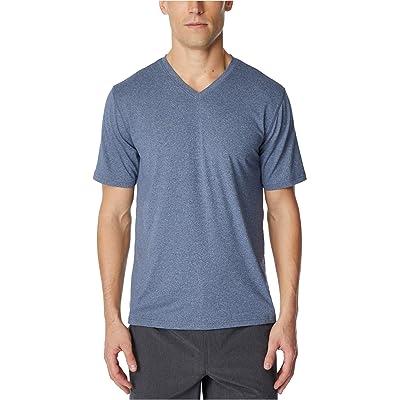 32 DEGREES Mens SS Basic T-Shirt, Blue, Medium | Amazon.com
