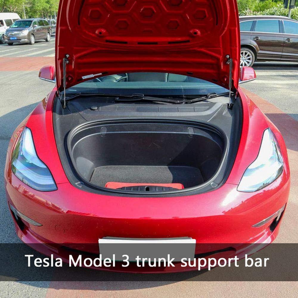 Hamkaw Support de Levage Automatique pour Capot de Coffre Tesla 3