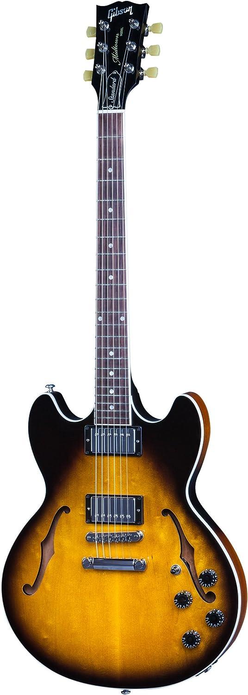 Gibson EE.UU. DSDC15VSCH3 Midtown Standard 2015, guitarra eléctrica, color amarillo