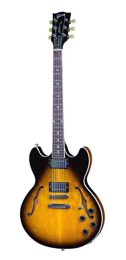 Gibson EE.UU. DSDC15VSCH3 Midtown Standard 2015, guitarra ...