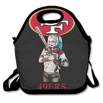 Harley quinn 49ers