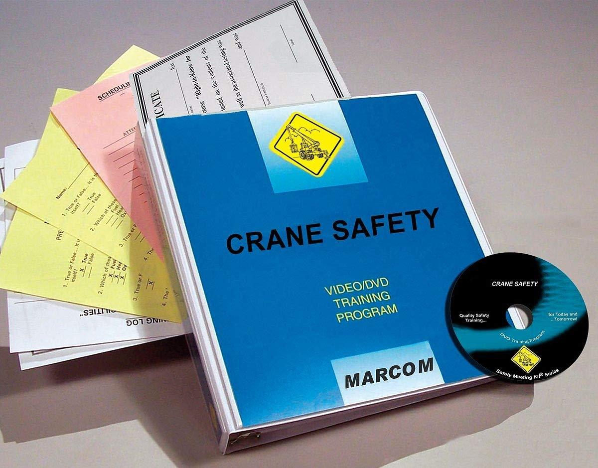 Marcom Crane Safety DVD Program - V0001229EM