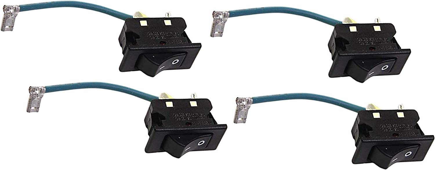 Bosch 2610016525 On/Off Switch (4-Pack)