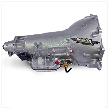 Monster Transmission Turbo 400 TH400 Heavy Duty Performance 2WD 4quot Tail Remanufactured
