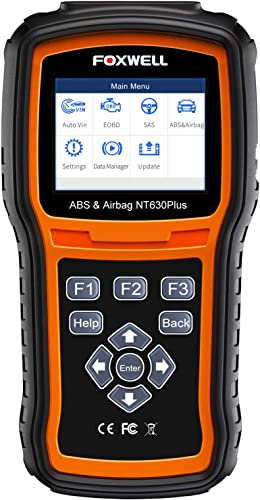 If you are finding the best Foxwell scanner with the limited budget, NT630 Plus is the good choice for you.
