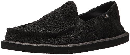 Sanuk Donna Crochet, Mocasines para Mujer: Amazon.es: Zapatos y complementos