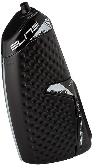 d15ce8c415 Elite 0123002 Crono CX Aero Water Bottle, Black: Amazon.ca: Sports &  Outdoors