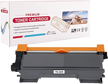 Compatible Brother Tn2220 Toner Cartridges Radtek Tn 2220 Black Bürobedarf Schreibwaren