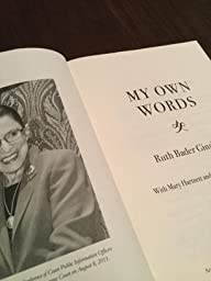 my own words ruth bader ginsburg pdf