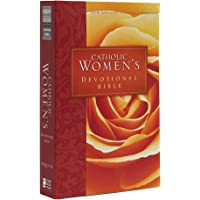 NRSV, Catholic Women's Devotional Bible, Paperback: Featuring Daily Meditations by Women and a Reading Plan Tied to the…