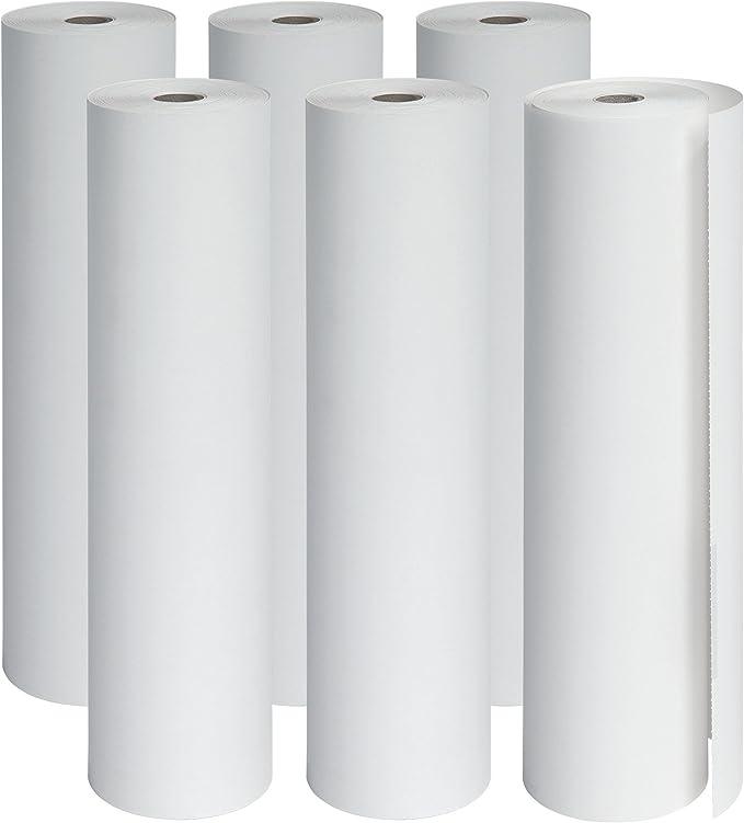 SIGEL TP211 Rollo de papel térmico continuo, Premium, 76 g, 6 ...