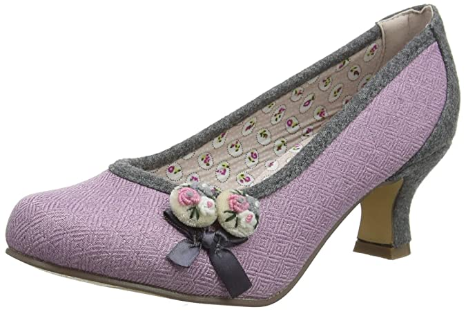 05d5771a0 Joe Browns Women's Pretty and Prim Shoes Closed Toe Heels: Amazon.co.uk:  Shoes & Bags