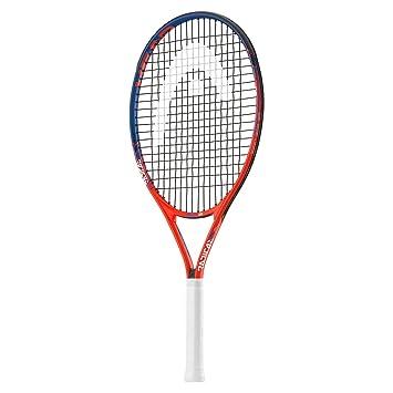head junior radical tennis racket (2018 19 version) amazon co uk