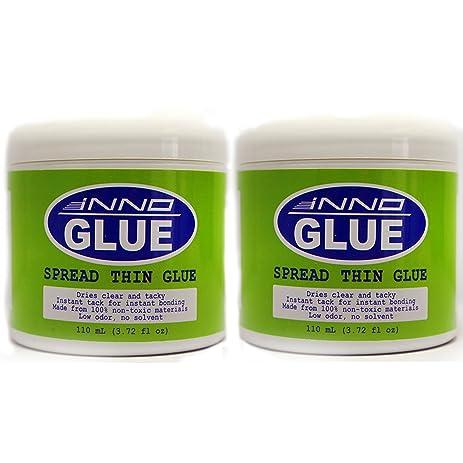 Non-toxic bondage glue