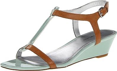 22d471cb2af5 Bandolino Women s Gurrey Wedge Sandal