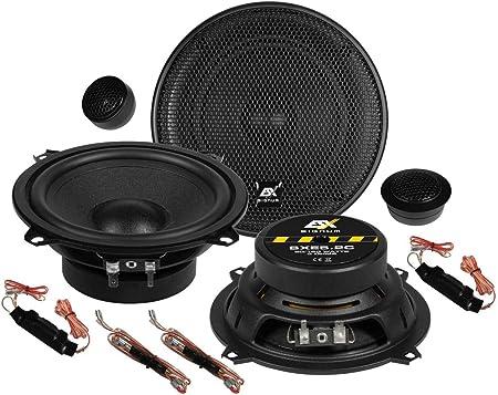 Esx Sxe5 2c 13 Cm Komponenten Lautsprecher Mit 160 Watt Rms 80 Watt Navigation