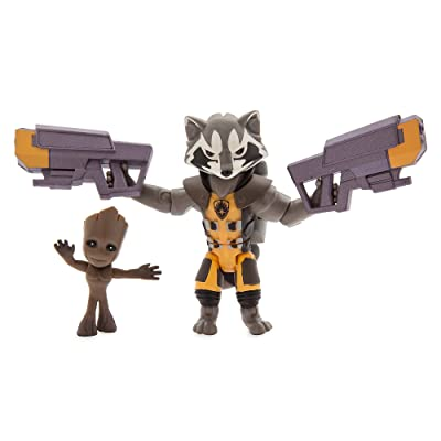 Marvel Rocket Action Figure Toybox: Toys & Games