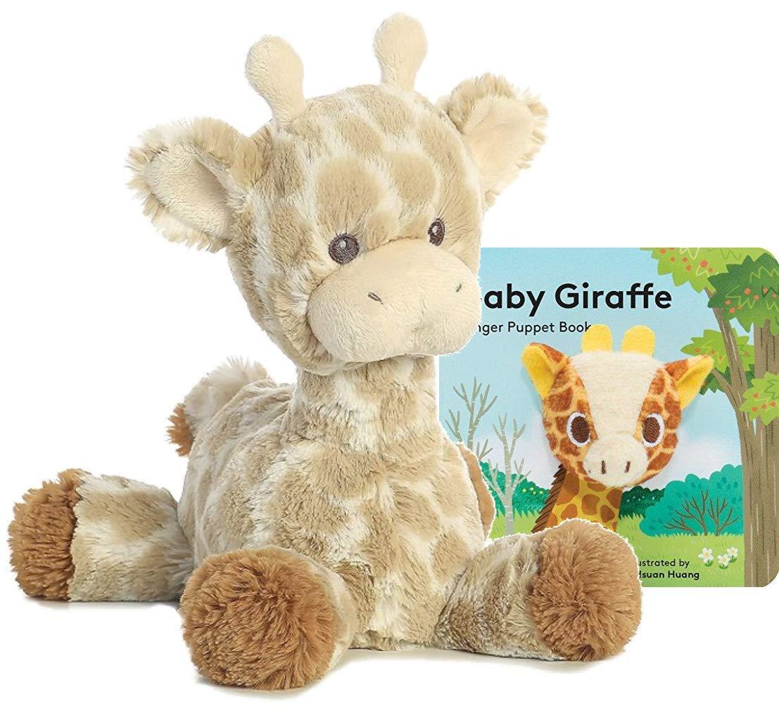 20ea8b064bf ebba Loppy Giraffe Plush