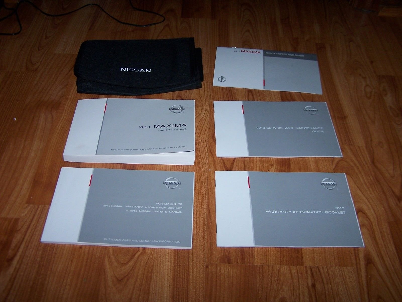 Amazon 2013 nissan maxima owners manual nissan books fandeluxe Choice Image
