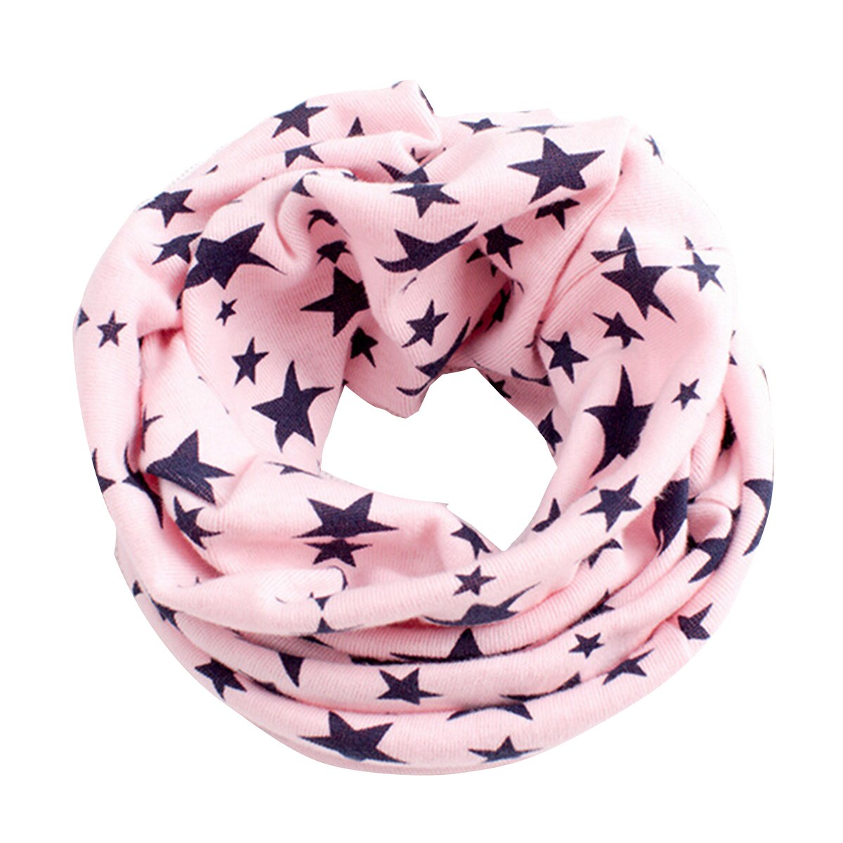 Butterme écharpe souple pour le poil du coton du garçon du coton du garçon du BD de presse du chapeau de la écharpe Réveil pour les enfants de 1–8Ans ZUMUii ZUMU00005750