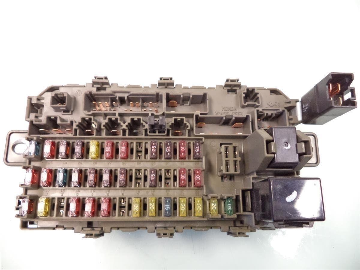 40 40 40 40 Acura Integra Dash Fuse Relay Box Control Unit 38240 ...