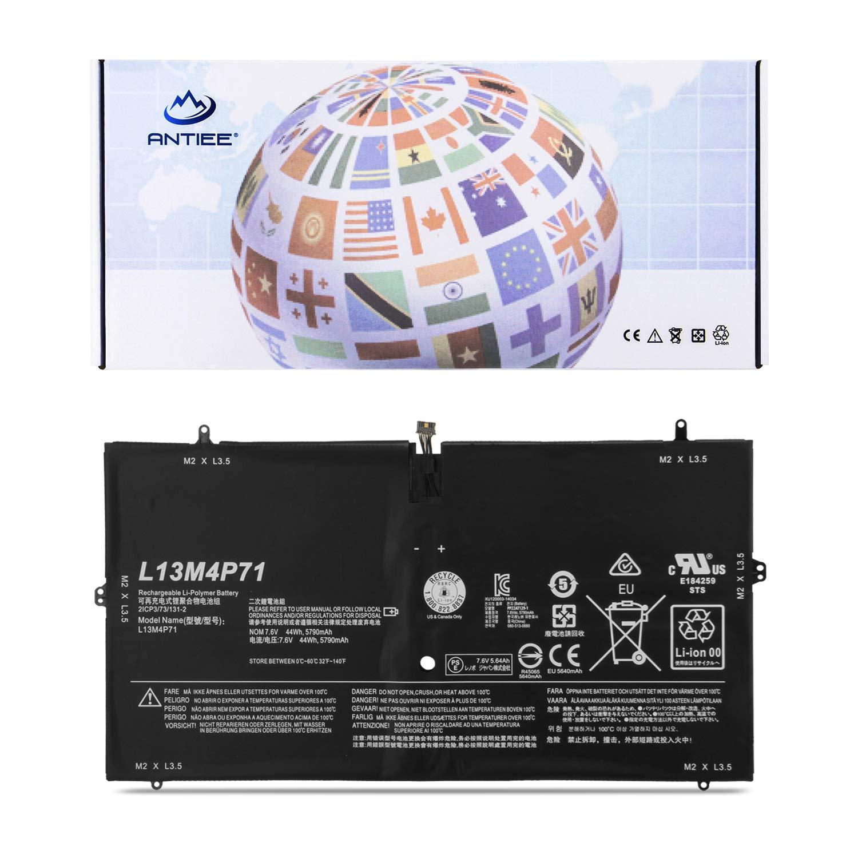 Bateria L13M4P71 L14S4P71 Lenovo Yoga 3 Pro 1370 Pro 1370 Pr