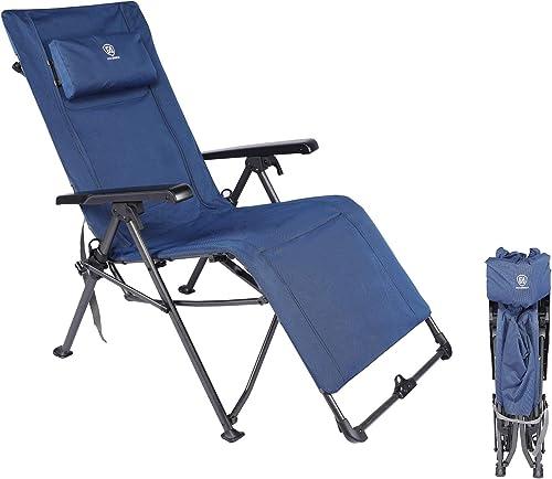 EVER ADVANCED Zero Gravity Lounge Chairs