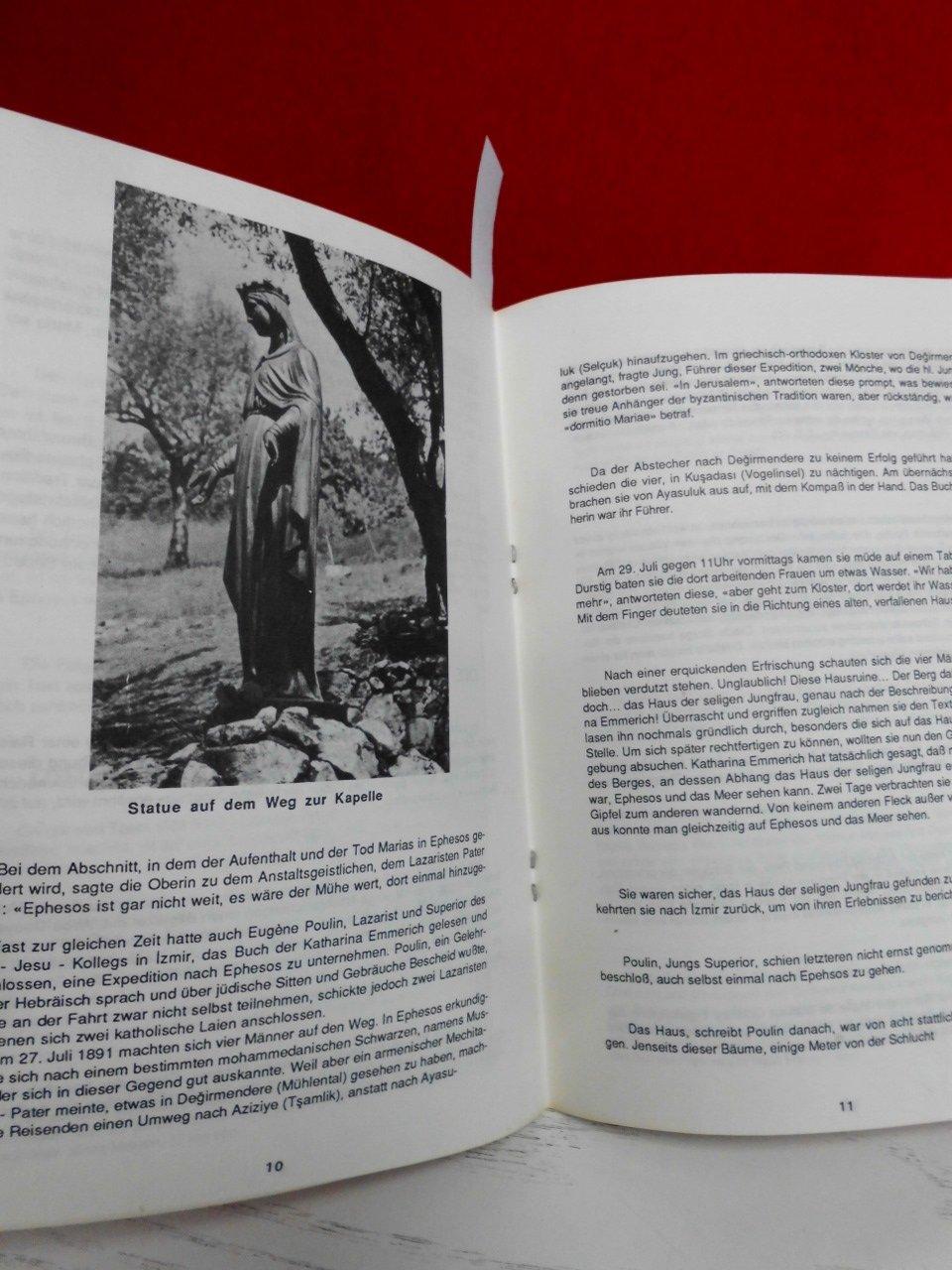 Das Mysterium des Hauses der Heiligen Jungfrau in Ephesas.: R.P. ...