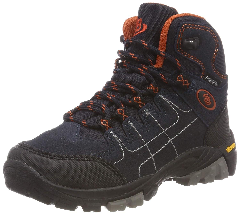 Bruetting Mount Shasta H, Zapatos de High Rise Senderismo Unisex Niños